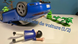 L'accident de voiture - Épisode 1/2 - Film Playmobil