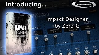 Zero-G Impact Designer: Cinematic Slam Creator for Kontakt