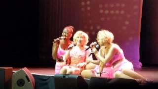 Bette Midler - Bei Mir Bist Du Schön (Staples Center, Los Angeles CA 5/28/15)
