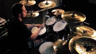 "Virvum - ""Earthwork"" Drum Playthrough by Diego Morenzoni"