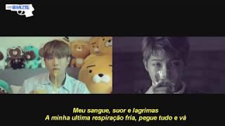 BTS - Blood Sweat Tears (Parodia) Legendado PT-BR