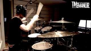 Tim Emanuel Schärdin | Of Mice & Men - You're Not Alone | Drum Cover