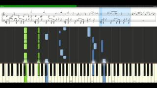 Evanescence - Going under [Piano Tutorial] Synthesia