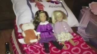 sleepover an agsm with superagdolls and cutie pieag