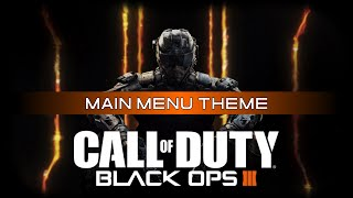 Black Ops 3 Official Soundtrack: I Live (Main Menu Theme)