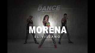 Morena - El Villano I Coreografia Zumba Zin I So Dance