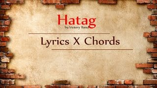 Hatag Lyrics and Chords