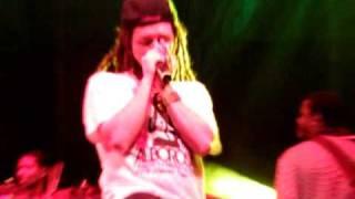 Alborosie - One Love ( Bob Marley ) @ FestAmbiente