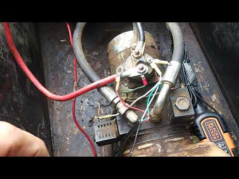 Dump Trailer Remote Control Wiring, Dump Trailer Wiring Diagram