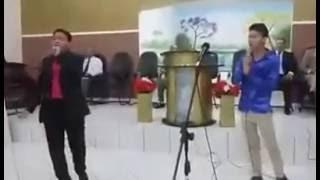 Alisson e Neide - Paulo e Silas - Denny e Samuel