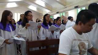 O come o come, Emmanuel (ADVENT ENTRANCE - IHMP SEC CHOIR VERSION)