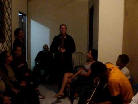 Miss. Debora Shuris Mevam ministrando sobre sua missão no NEPAL part 2.mpg
