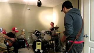 Run Like Hell - Pink Floyd Cover - Colin, Shaun & Jack July 28, 2012