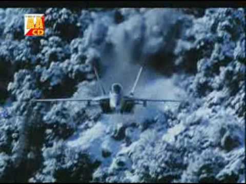 "F 18 Crash___A cut from ""Behind The Enemy Lines"""