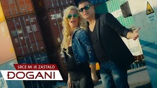DJOGANI - Srce mi je zastalo - Official video HD