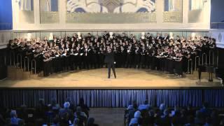 Mendelssohn - Jagdlied (UniversitätsChor München)