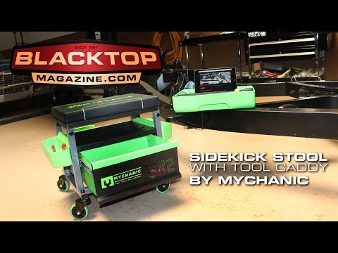 video thumbnail In The Tool Box With The New Sidekick Stool - SK2