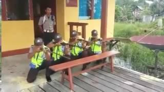 polisi tembak mainan