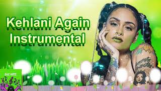 Kehlani Again Filtered Instrumental