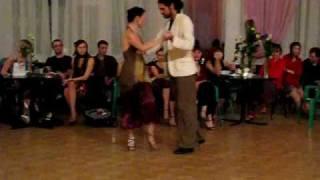 Daniel Tuero & Mila Vigdorova 'El Desierto' Lhasa De Sela