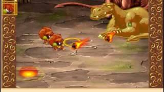 DinoRPG - Kabuki vs el venerable