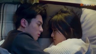 Meteor Garden 2018   Together In Bed Scene EP. 36 English Sub