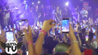 "Yella Beezy Performs ""THATS ON ME"" In Front Of Sold Out Crowd (Gas Monkey Dallas Texas)"