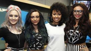 Little Mix sing 'How Ya Doin' LIVE at Kiss FM (UK)!