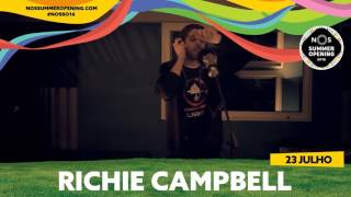 Richie Campbell | NOS Summer Opening | #NOSSO16