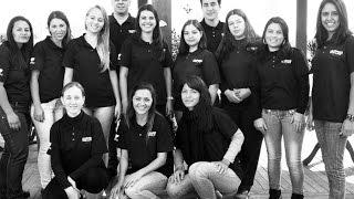 Curso de Recepcionista de Hotel DIAGEO   UNIVALI - BC   Turma 2014/1