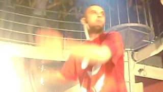 Spike feat Guess Who - Bum Bum live Cluj@Club Ring