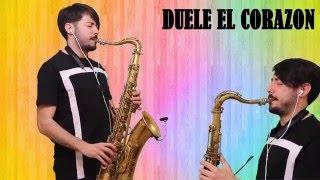 Duele el Corazon - Enrique Iglesias (Cover Sax Daniele Vitale)