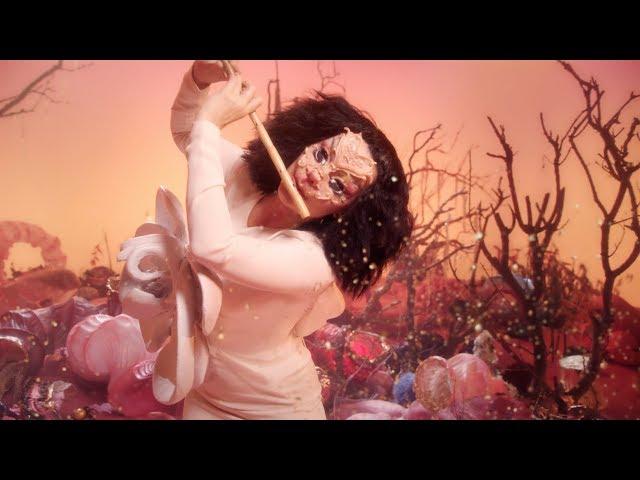 Videoclip de Björk - Utopía