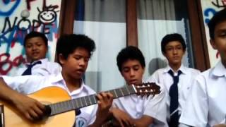Your call secondhand serenade Cover by (Wintrie,Bagas,Nuel,
