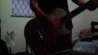 Area 21 - Um Novo Começo (guitarra cover)