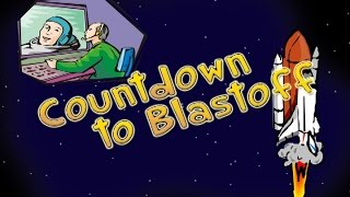 Counting Down | Counting Down from 10 | Countdown to Blastoff | Educational Songs | Jack Hartmann