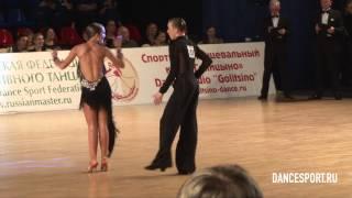Potemkin Pavel - Emelianova Liubov, Final Jive