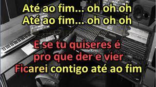 Agir - Até Ao Fim ft. Diogo Piçarra (Karaoke) Versão