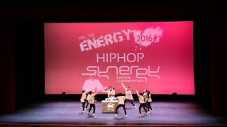 WEST COAST LIVE - Synergy Dance Competition 2016