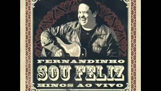 Chuvas de Bençãos-Fernandinho CD Sou Feliz