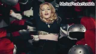 Madonna ft. LMFAO, Mia & Nicki Minaj - Give Me All Your Love (Official Video Remix) (HD)