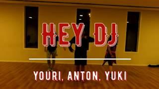 Zumba® / CNCO - Hey DJ (Pop Version)