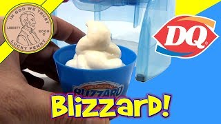 Dairy Queen Blizzard Ice Cream Maker - Spin Master Toys width=