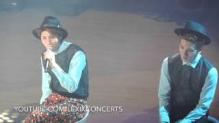 [LIVE HD] 141122 빅스 (VIXX) Someday - Showcase in Chicago