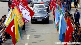 Şahlanış Marşı - Tanrı Türkü Koruyacak Bozkurtum