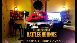 PUBG Theme Cover | Electric Guitar | Ramusiq