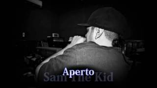 Sam The Kid - Aperto