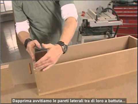 Come realizzare un pannello porta tv a parete | Fai da Te Mania