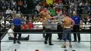 batista vs john cena royal rumble 2005