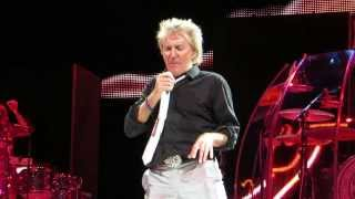 "Rod Stewart, ""Some Guys Have All The Luck"", Philadelphia, Wells Fargo Center, Dec. 11, 2013"